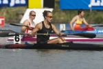 LISA CARRINGTON (NZL ) WINNING K1 200m
