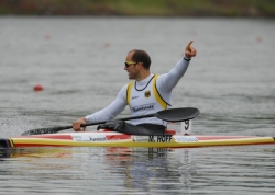 MAX HOFF (GER ) 