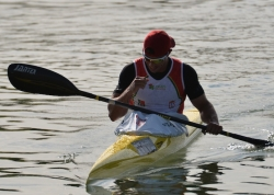 FERNANDO PIMENTA (POR) 3rd in K1 Men 1000m