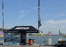 JANTEX SERVICE TENT IN MOSCOW (RUS)